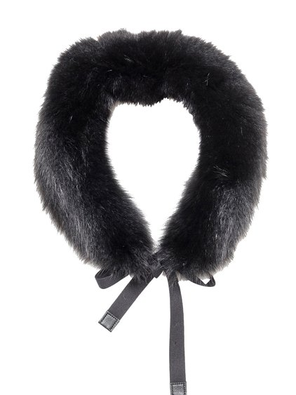Fur Round-Neck image