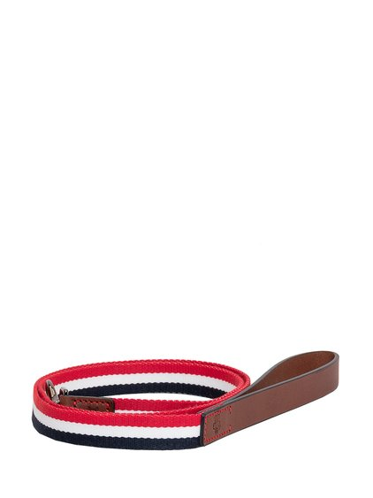 Poldo Dog Couture Leash with Contrast Detail image