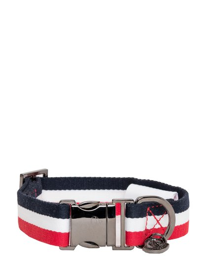 Poldo Dog Couture Collar with Medallion image