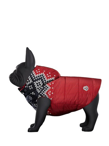 Poldo Dog Couture Vest with Logo Patch image