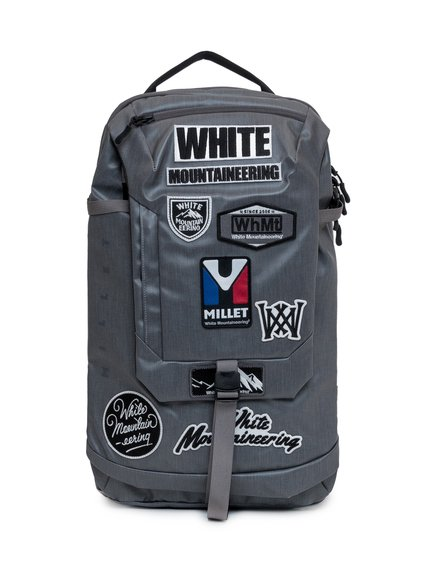 Backpack with Patches image