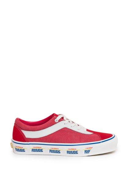 VANS X RHUDE UA Bold N1 Plate Sneakers image