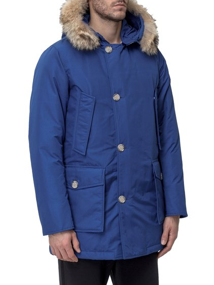 Hooded Artic Parka image