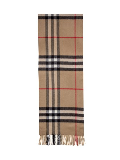 Checked Scarf image
