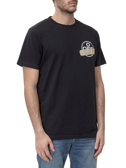 Tape Arrows Crewneck T-Shirt image