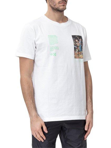 Pascal Painting Crewneck T-Shirt image