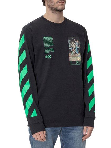 Pascal Painting Crewneck Sweater image