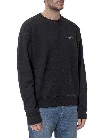 Crewneck Sweatshirt with Logo image
