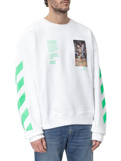 Pascal Painting Crewneck Sweatshirt image