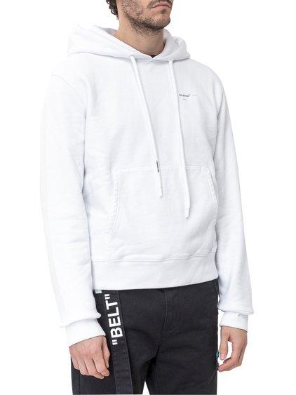 Hooded Arrow Sweatshirt image