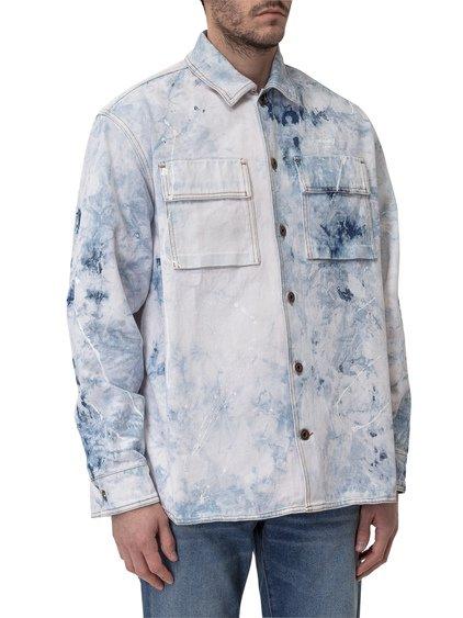 Oversize Shirt with Arrow image