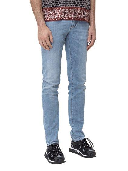 Slim-Fit Strech Jeans image