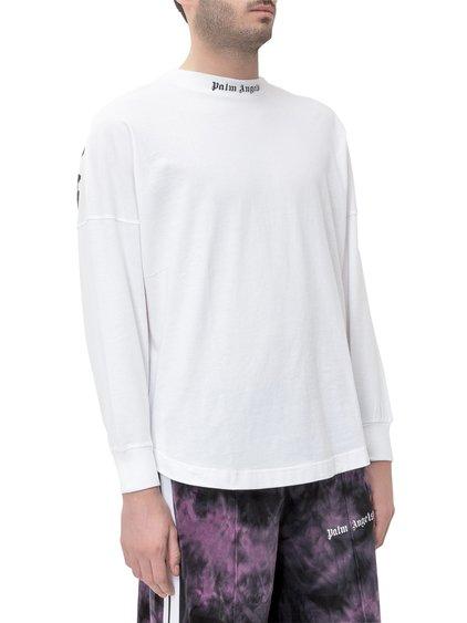 Oversized L/S Logo  T-Shirt image
