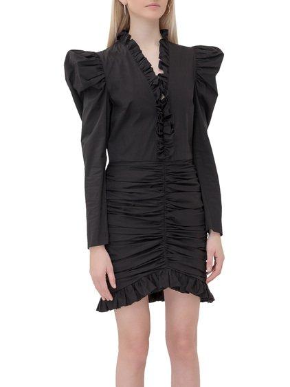 Ruffle Trim Dress image
