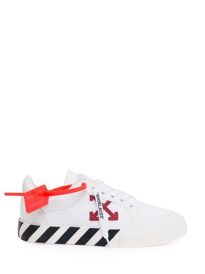 Canvas Arrow Sneakers image