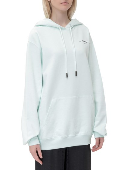 Hooded Over Sweatshirt image
