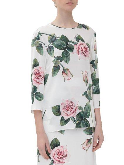 Floral Top image