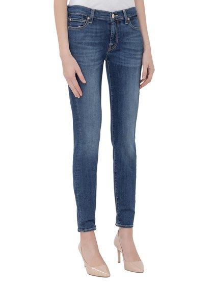 Crop Skinny Jeans image