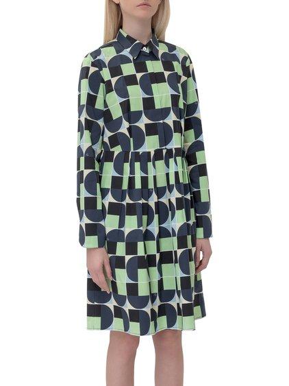Printed Dress image