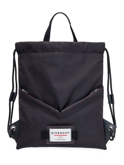 Backpack with Drawstring image