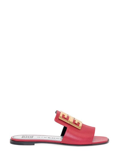 4G Sandals with Logo image