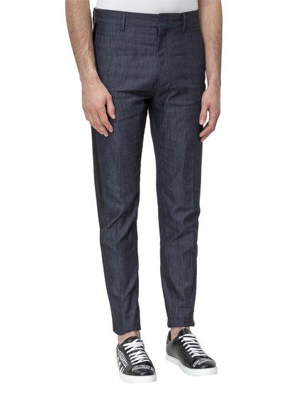 Trousers with Contrast Profiles image