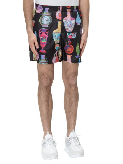 Shorts with All-Over Print image