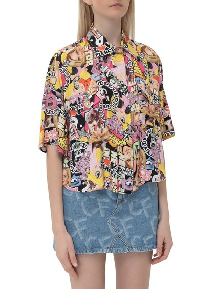 Printed Shirt image