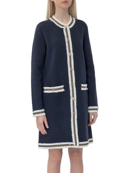 Coat with Fringes image