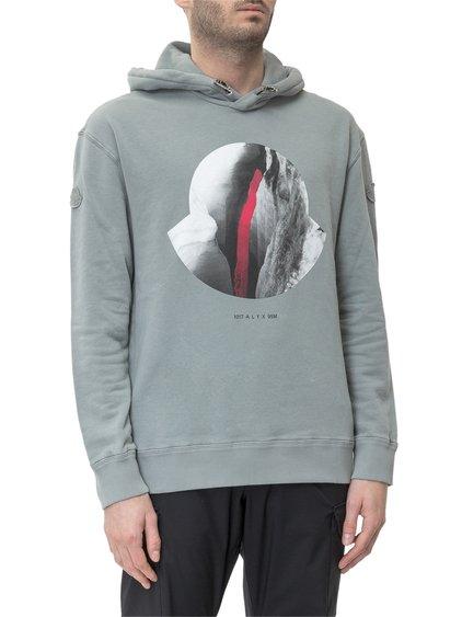 6 Moncler 1017 Alyx 9SM Sweatshirt with Logo image