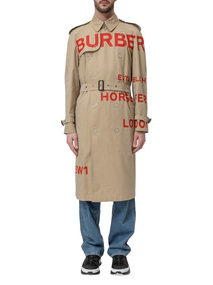 Horseferry Trench Coat image