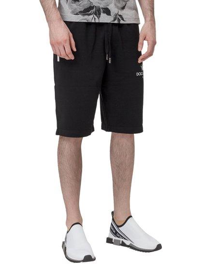 Shorts with Logo Print image