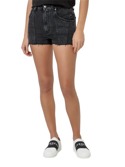 Denim Shorts image