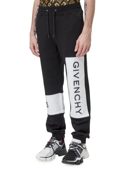 Joggers with Logo Embroidery image