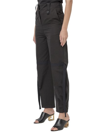 Cargo Pants with Ribbons image