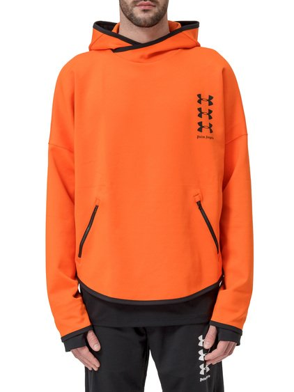 Palm Angels x Under Armour Pocket Hoodie image