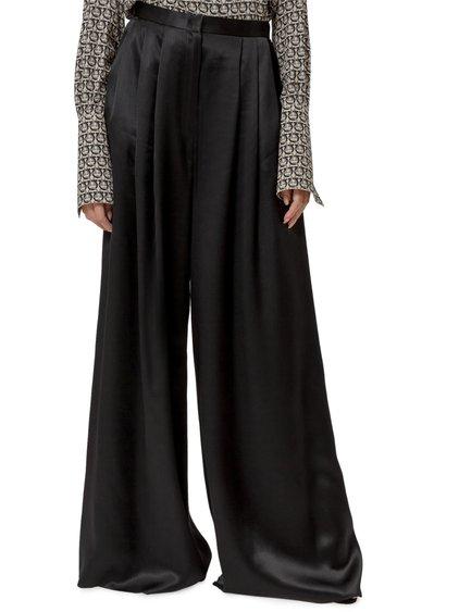 Silk Palazzo Trousers image