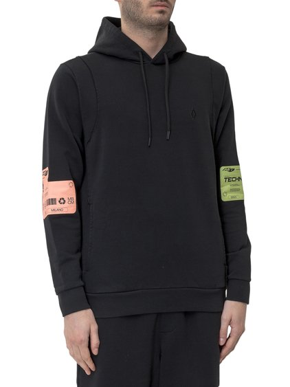 Double Patch Hoodie image