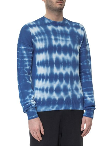 TIEDYE KNIT SLIM CR image