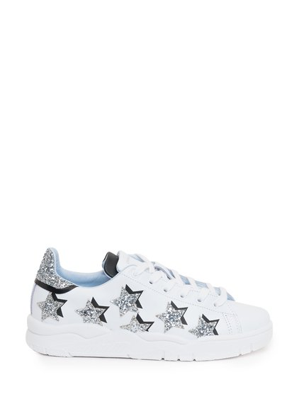 Sneakers Silver Star image