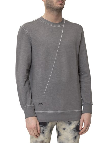 A Cold Wall x Diesel Red Tag Sweatshirt with Logo image