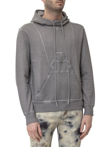 A Cold Wall x Diesel Red Tag Overdyed Hoodie image