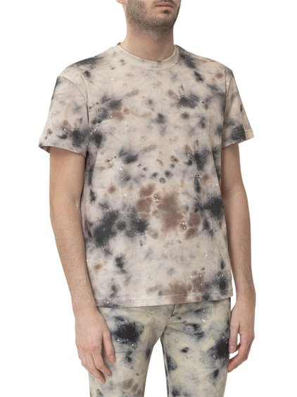 A Cold Wall x Diesel Red Tag Stain Print T-Shirt image