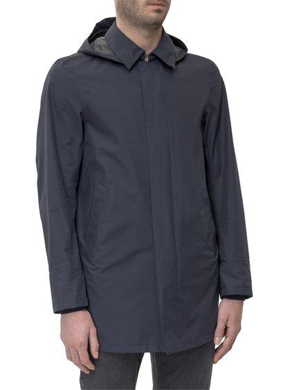 Midi Hooded Jacket image