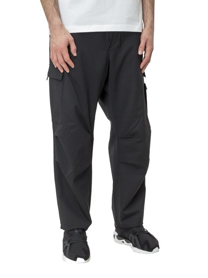 Cargo Trousers with Pockets image