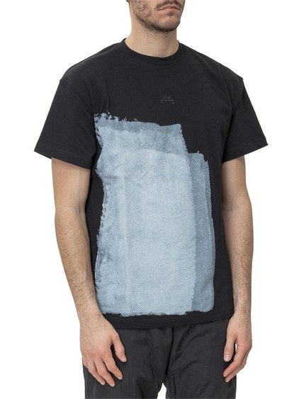 Block Painted T-Shirt image