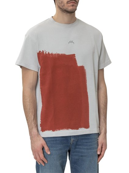 Block Painted T-Shirt image