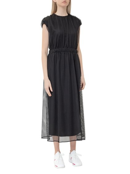 Dress with Belt image