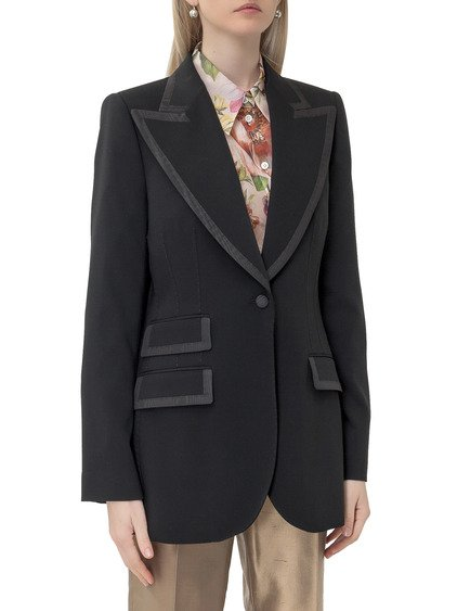 Blazer with Button image