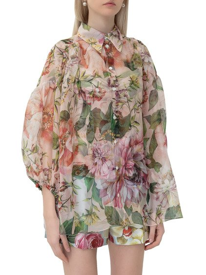 Shirt with Floral Print image